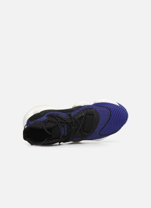 Baskets adidas originals Crazy BYW W Bleu vue gauche