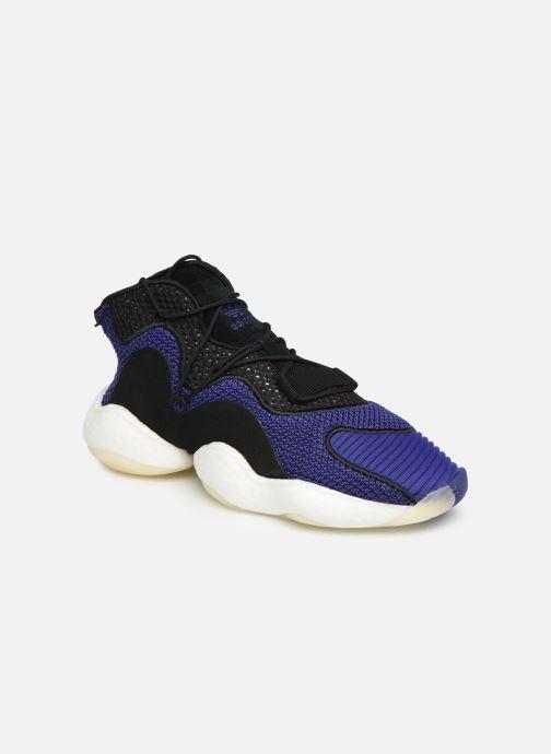 Baskets adidas originals Crazy BYW W Bleu vue détail/paire