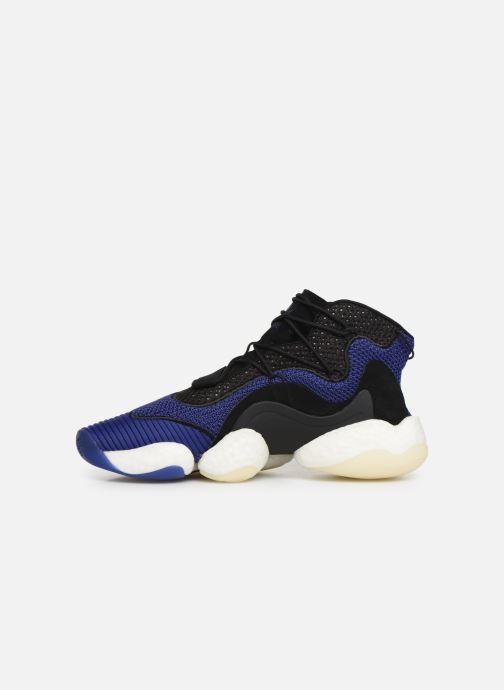 Sneakers adidas originals Crazy BYW Azzurro immagine frontale