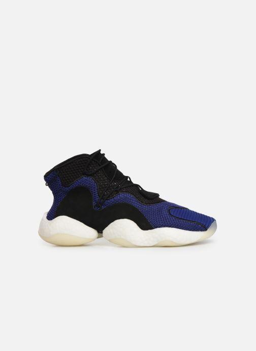 Sneakers adidas originals Crazy BYW Blå bild från baksidan