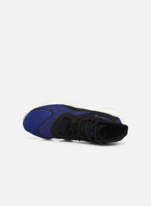 Baskets adidas originals Crazy BYW Bleu vue gauche