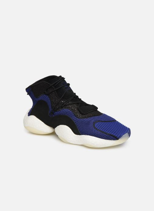 Baskets adidas originals Crazy BYW Bleu vue détail/paire