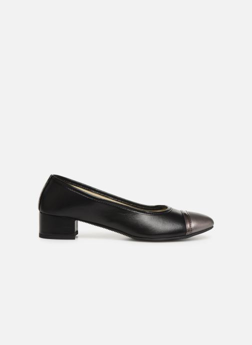 Ballet pumps Isotoner Escarpin sans nœud Black back view