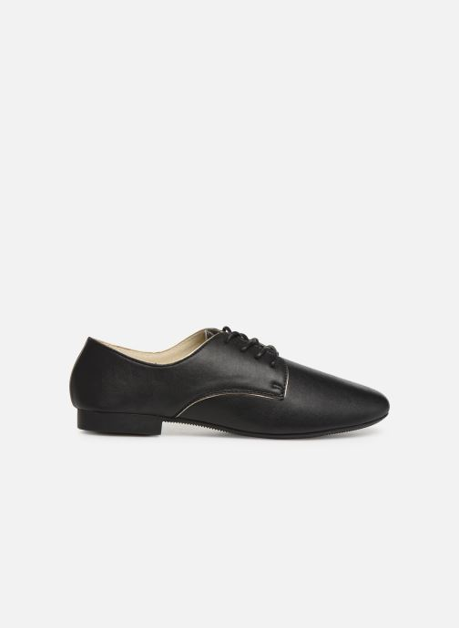 Lace-up shoes Isotoner Derby Black back view