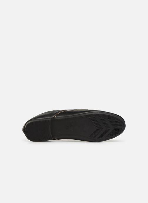 Chaussures à lacets Isotoner Derby Noir vue haut