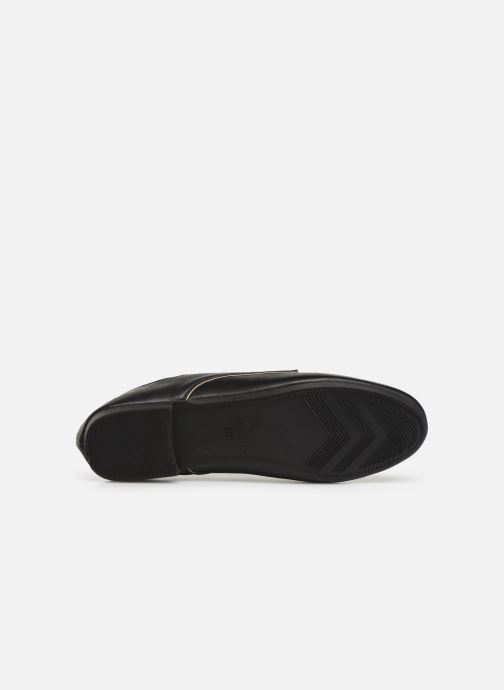 Lace-up shoes Isotoner Derby Black view from above