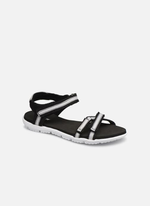 Sandales et nu-pieds Isotoner Sandale sport confort Noir vue détail/paire