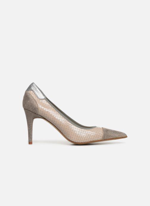 High heels Elizabeth Stuart Lucor 480 Beige back view