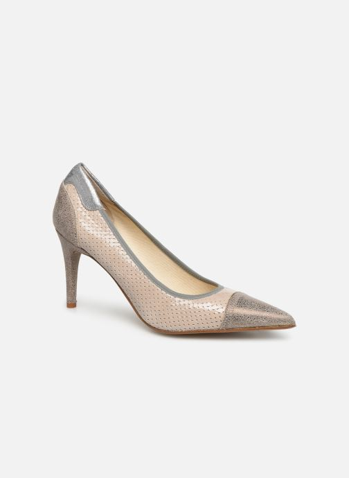 High heels Elizabeth Stuart Lucor 480 Beige detailed view/ Pair view