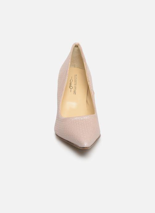 Escarpins Elizabeth Stuart Luston 326 Beige vue portées chaussures
