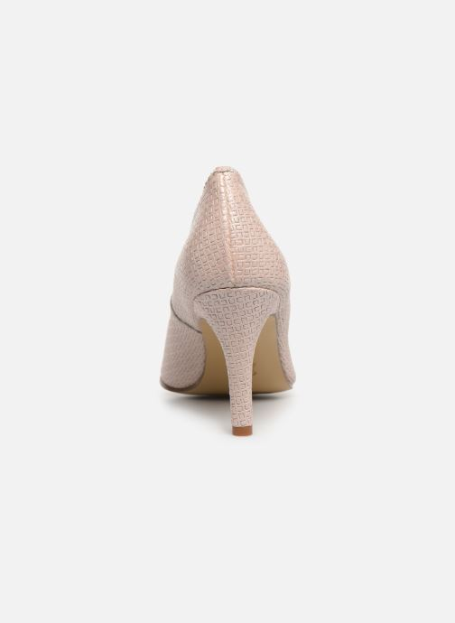 High heels Elizabeth Stuart Luston 326 Beige view from the right
