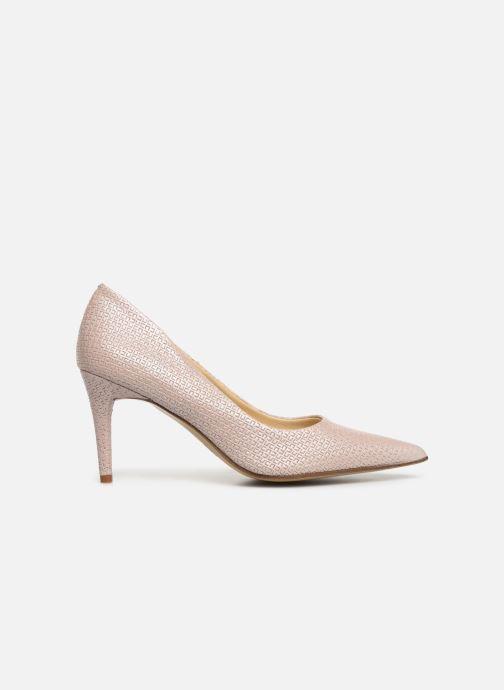 High heels Elizabeth Stuart Luston 326 Beige back view