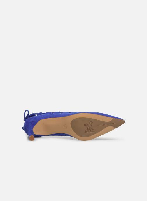 Zapatos de tacón Elizabeth Stuart Rysoul 300 Azul vista de arriba
