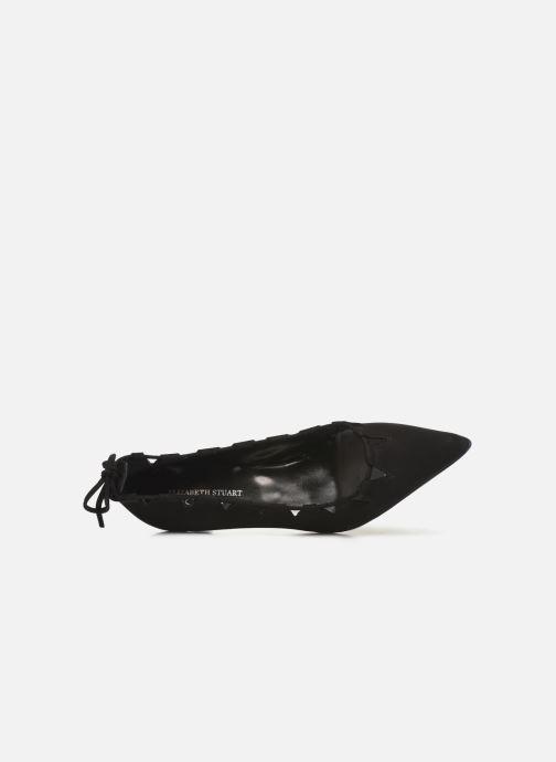 Zapatos de tacón Elizabeth Stuart Rysoul 300 Negro vista lateral izquierda