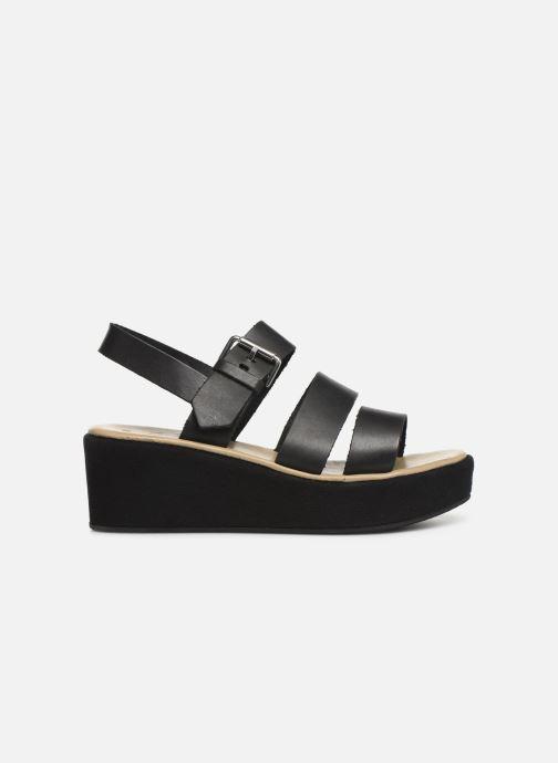 Sandales et nu-pieds Elizabeth Stuart Tobriz 465 Noir vue derrière
