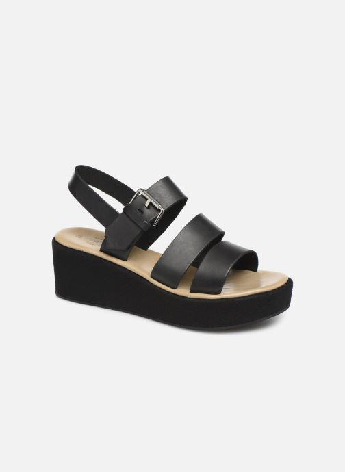 Sandales et nu-pieds Elizabeth Stuart Tobriz 465 Noir vue détail/paire