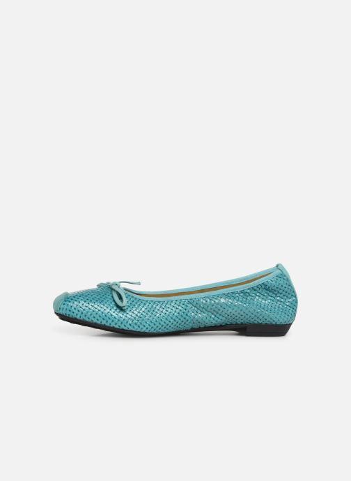 Ballerina's Elizabeth Stuart York 452 Blauw voorkant