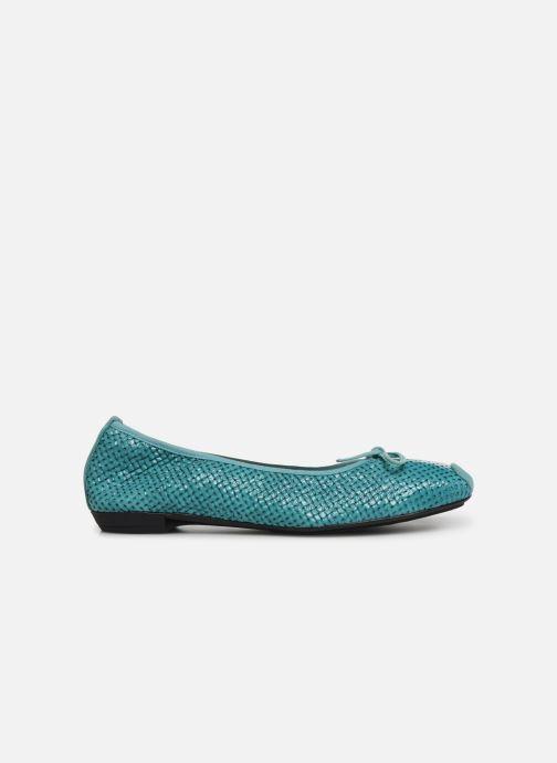 Ballerina's Elizabeth Stuart York 452 Blauw achterkant