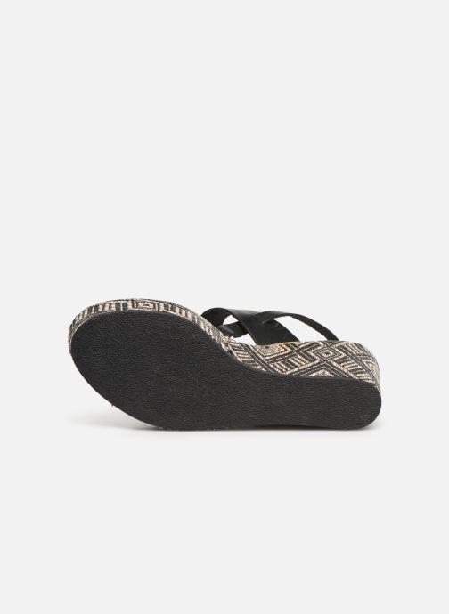 Sandales et nu-pieds Elizabeth Stuart Zacari 466 Noir vue haut