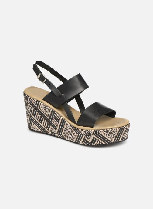 Sandales et nu-pieds Elizabeth Stuart Zacari 466 Noir vue détail/paire