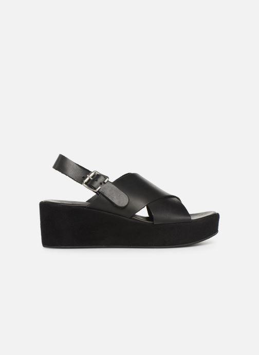 Sandales et nu-pieds Elizabeth Stuart Trieste-G 465 Noir vue derrière