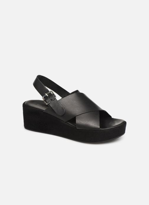 Sandales et nu-pieds Elizabeth Stuart Trieste-G 465 Noir vue détail/paire