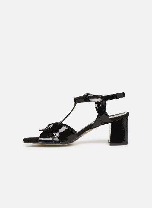 Sandales et nu-pieds Elizabeth Stuart Zuti-G Noir vue face