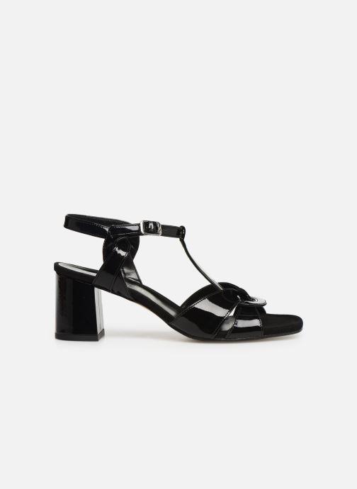 Sandales et nu-pieds Elizabeth Stuart Zuti-G Noir vue derrière
