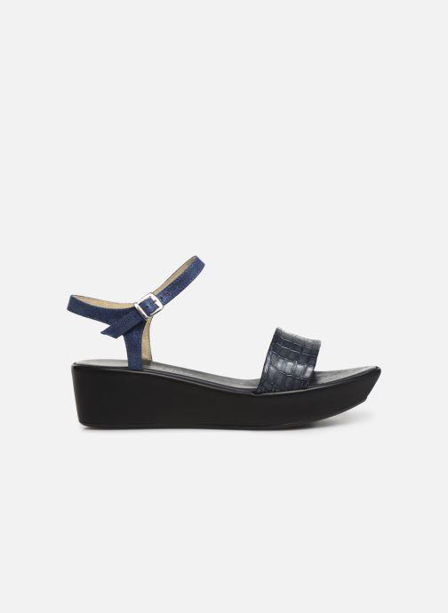 Sandales et nu-pieds Elizabeth Stuart Villau-G 464 Bleu vue derrière