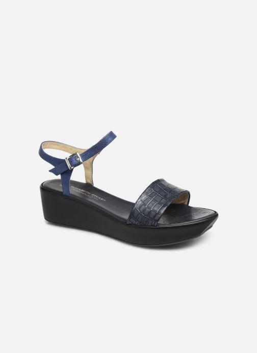 Sandales et nu-pieds Elizabeth Stuart Villau-G 464 Bleu vue détail/paire