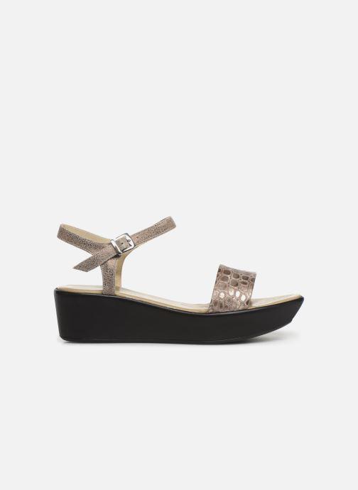 Sandales et nu-pieds Elizabeth Stuart Villau-G 464 Beige vue derrière