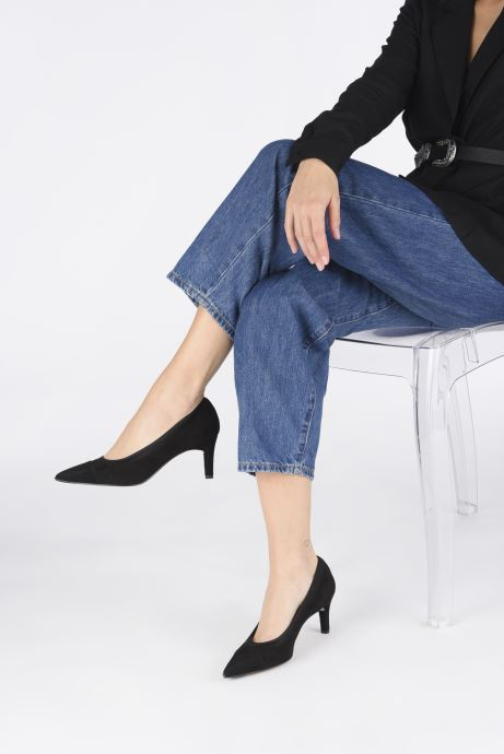 High heels Elizabeth Stuart Agray 300 Black view from underneath / model view