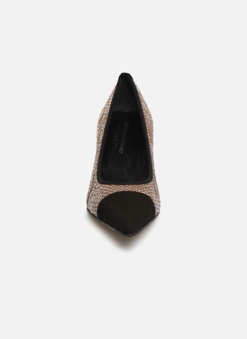 Escarpins Elizabeth Stuart Agray 452 Beige vue portées chaussures