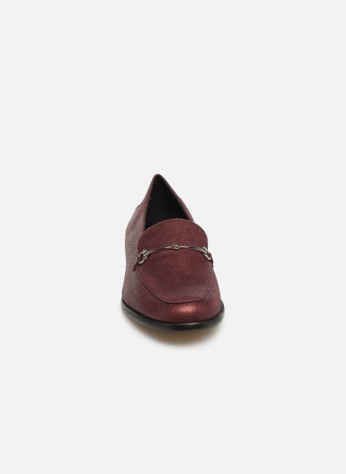 Mocassins Elizabeth Stuart Avril 325 Bordeaux vue portées chaussures