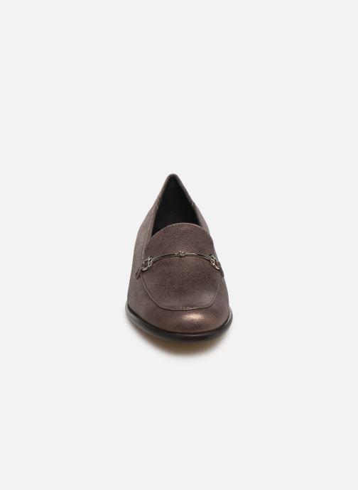 Mocassins Elizabeth Stuart Avril 325 Marron vue portées chaussures