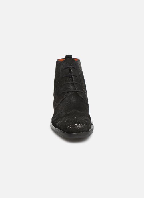 Boots en enkellaarsjes Elizabeth Stuart Chiva 392 Zwart model