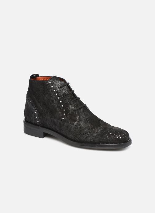 Boots en enkellaarsjes Elizabeth Stuart Chiva 392 Zwart detail
