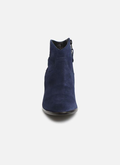 Ankle boots Elizabeth Stuart Copper 334 Blue model view