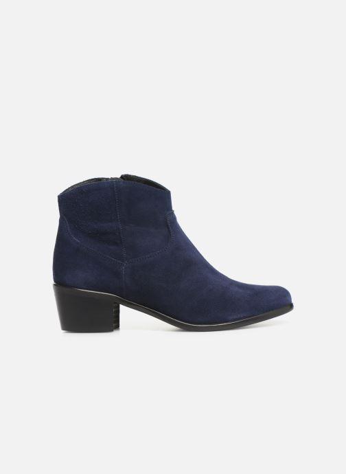 Ankle boots Elizabeth Stuart Copper 334 Blue back view