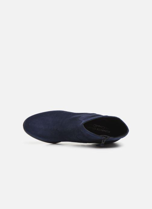 Bottines et boots Elizabeth Stuart Copper 334 Bleu vue gauche