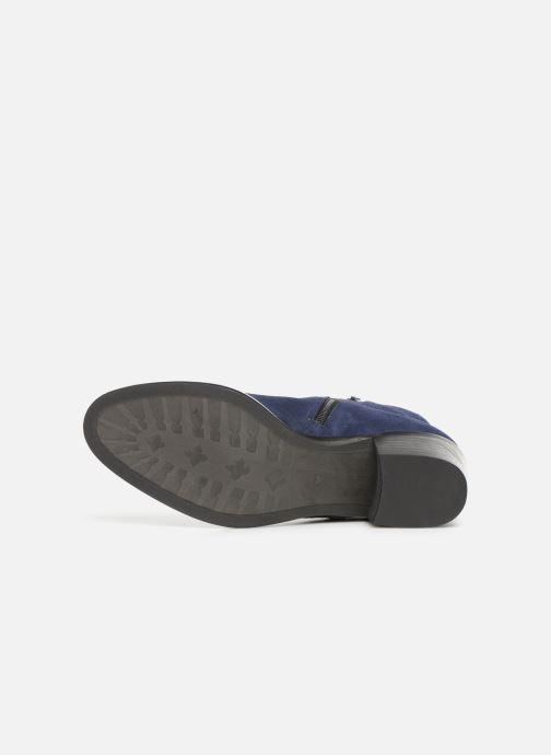 Bottines et boots Elizabeth Stuart Copper 334 Bleu vue haut