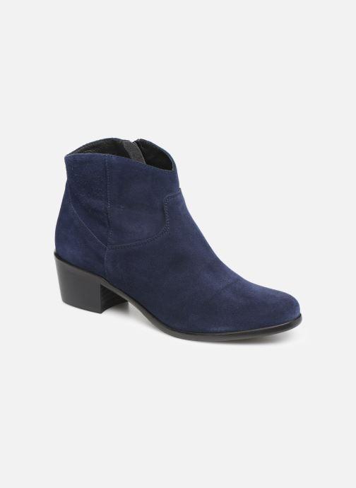 Ankle boots Elizabeth Stuart Copper 334 Blue detailed view/ Pair view