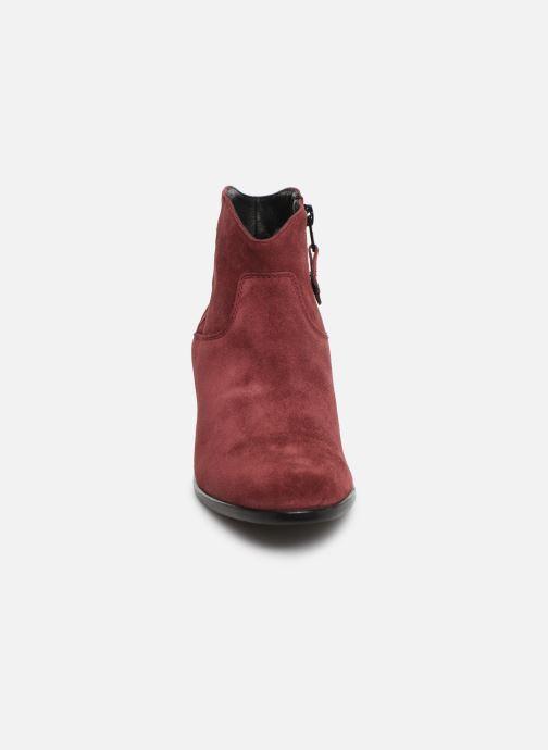 Bottines et boots Elizabeth Stuart Copper 334 Bordeaux vue portées chaussures