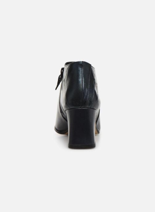 Bottines et boots Elizabeth Stuart Dhante 131 Bleu vue droite