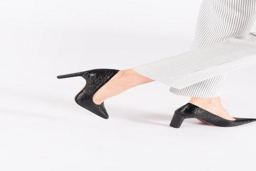 Zapatos de tacón Elizabeth Stuart Gerys 328 Negro vista de abajo