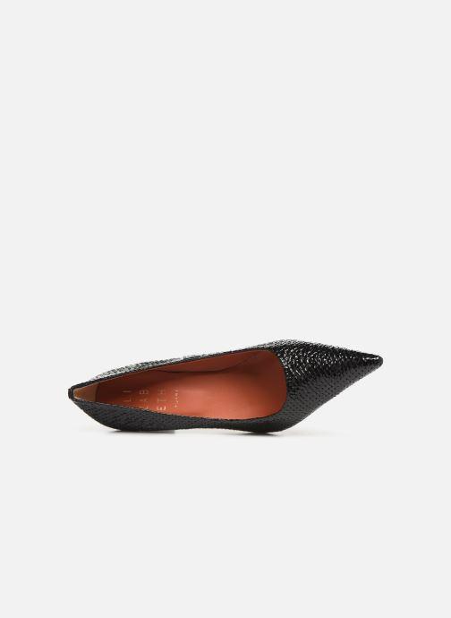 Zapatos de tacón Elizabeth Stuart Gerys 328 Negro vista lateral izquierda