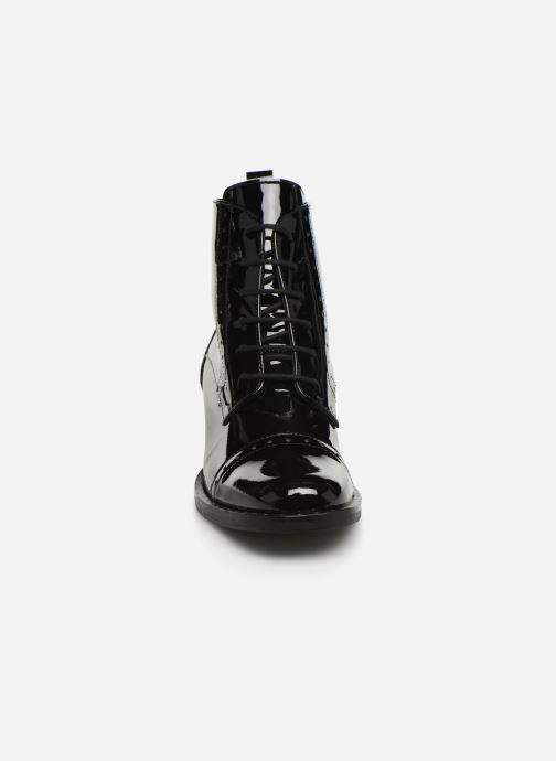 Ankle boots Elizabeth Stuart Hyspa 305 Black model view