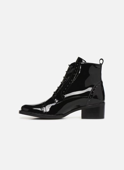 Ankle boots Elizabeth Stuart Hyspa 305 Black front view