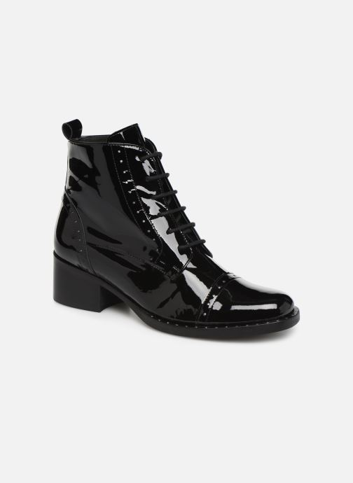 Ankle boots Elizabeth Stuart Hyspa 305 Black detailed view/ Pair view