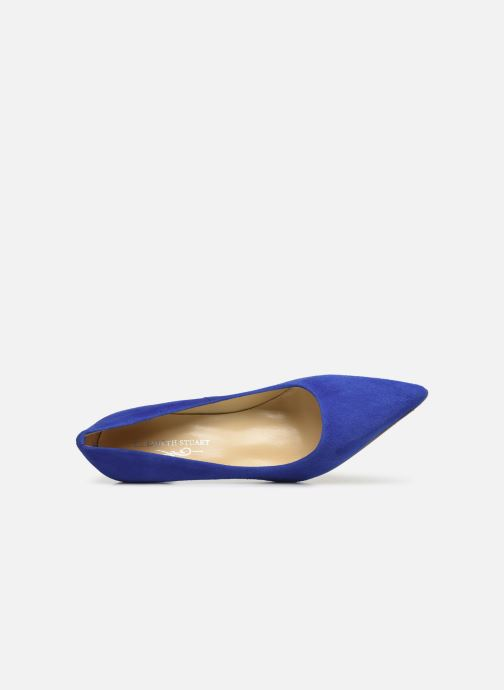 Pumps Elizabeth Stuart Luston 300 Blauw links